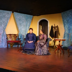 Scenic design and fabrication for Boston Marriage
